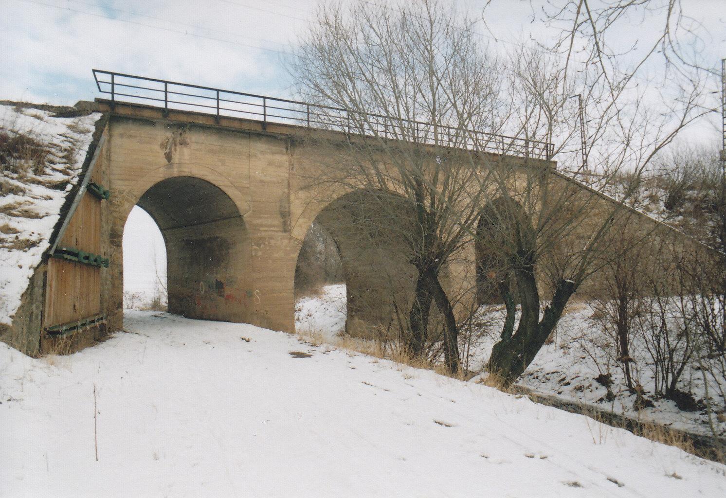 alte Linderbachbrücke